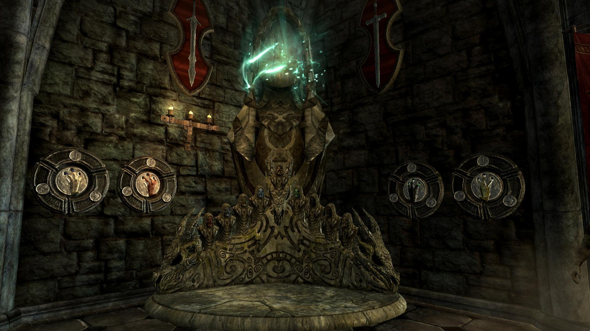 Dragon Claw Display | The Elder Scrolls Mods Wiki | FANDOM powered