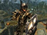 Dragon Knight Armor (Immersive Armors)