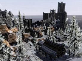 Winterhold Rebuild