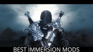 MUST HAVE! SKYRIM - 10 BEST IMMERSION MODS