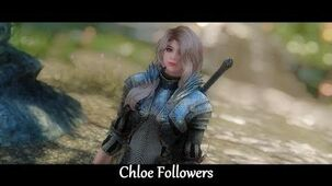 Skyrim Mods- Chloe Followers