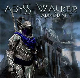 Abyss Walker Armor set