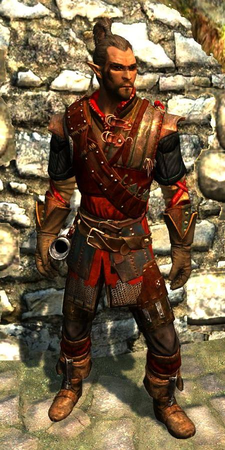 Crimson Archer (Immersive Armors) | The Elder Scrolls Mods
