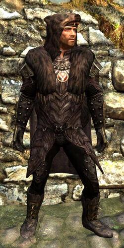 Vagabond Dusk Armor - Male