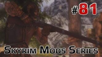 ★ Skyrim Mods Series - -81 - Quest Into the Depths, Musket, Dragonlord Greatsword