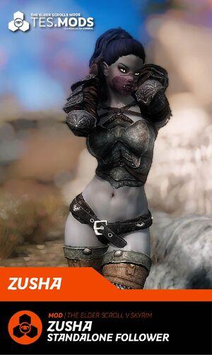 Zusha Follower CHAR