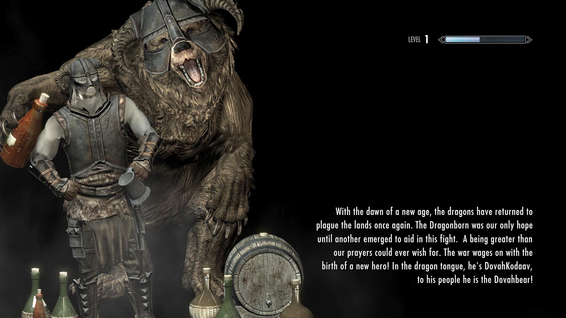 Dovahbear | The Elder Scrolls Mods Wiki | FANDOM powered by Wikia
