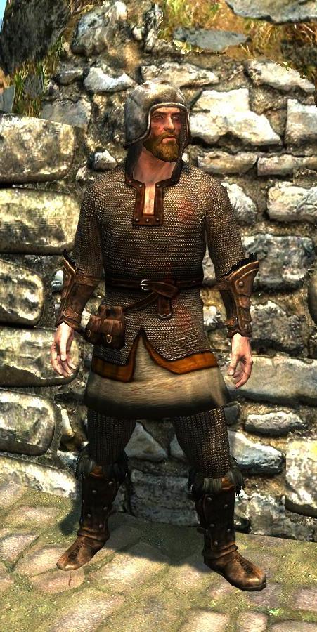Nord Mail Heavy | The Elder Scrolls Mods Wiki | FANDOM