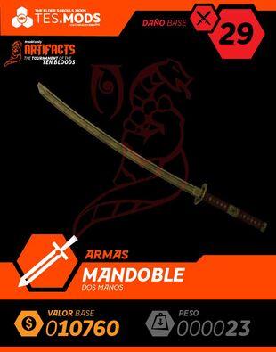 Mandoble