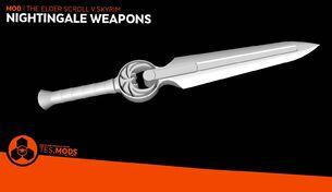 Nightingale Weapons I2