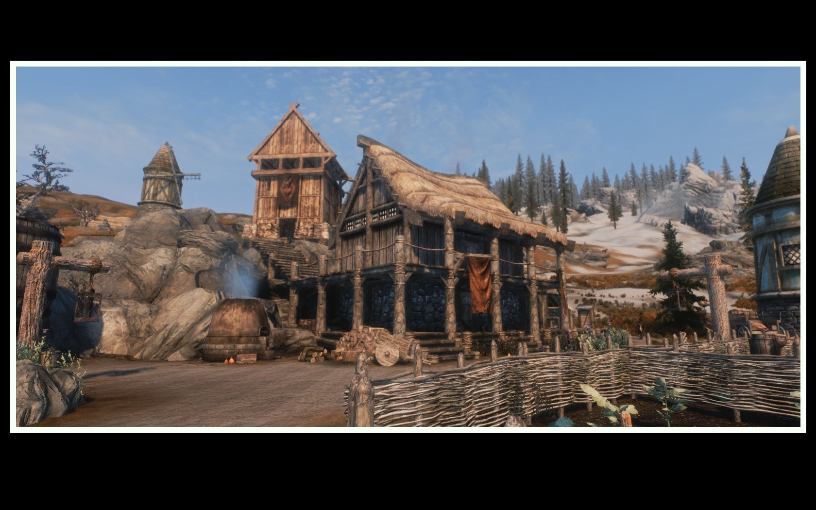 Awesome Heljarchen Farm The Elder Scrolls Mods Wiki Fandom Download Free Architecture Designs Rallybritishbridgeorg