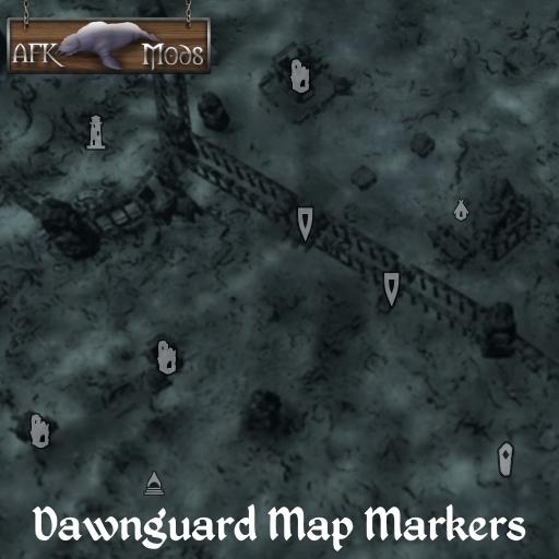 Dawnguard Map Markers | The Elder Scrolls Mods Wiki | FANDOM powered ...