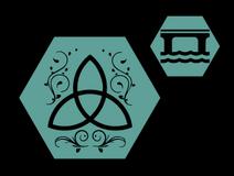 Logo Roca Alta + División