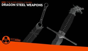 Dragon Steel Weapons I2