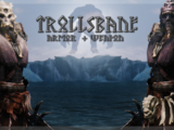 Trollsbane Armor and Weapon
