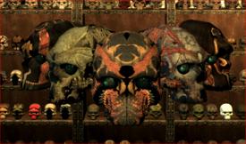 Unique Skulls Of Skyrim - Title