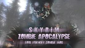Skyrim - Lore Friendly Zombie Mod - Title