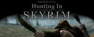 HuntingInSkyrim