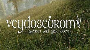 Veydosebrom - Grasses and Groundcover - Skyrim SE Grass Mod