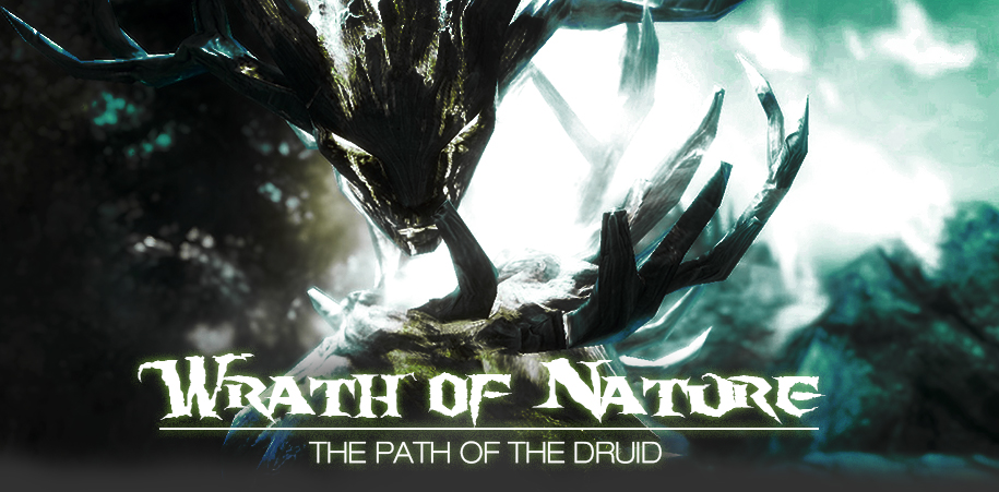 Wrath of Nature - The Path of the Druid | The Elder Scrolls