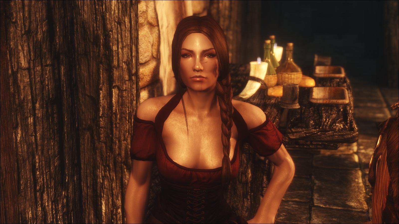 Arissa - The Wandering Rogue   The Elder Scrolls Mods Wiki