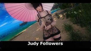 Skyrim Mods- Judy Followers