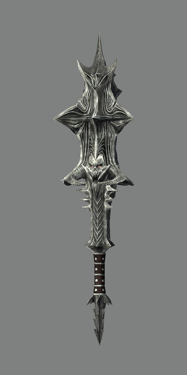 Mace of Molag Bal (Immersive Weapons) | The Elder Scrolls