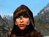 Armored Fur Mantle