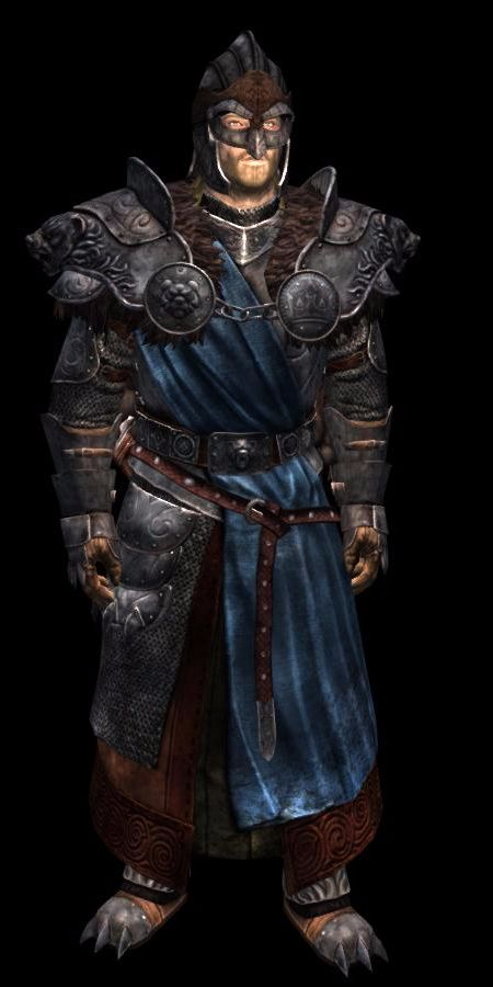 Stormlord Armor (Immersive Armors) | The Elder Scrolls Mods