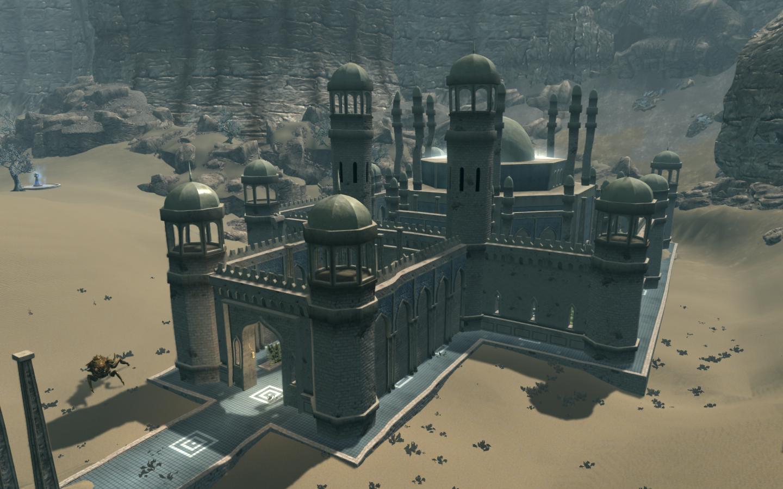 Ancient Alikr Temple The Elder Scrolls Mods Wiki Fandom Powered