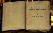 Skyrim Helgen Reborn The Keepers of Hattu Real or Myth Volume I(1)