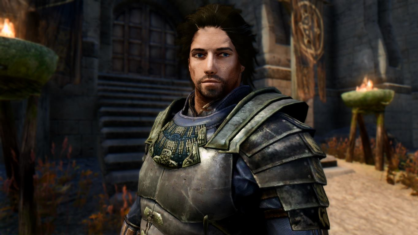 Andre Standalone Male Follower The Elder Scrolls Mods