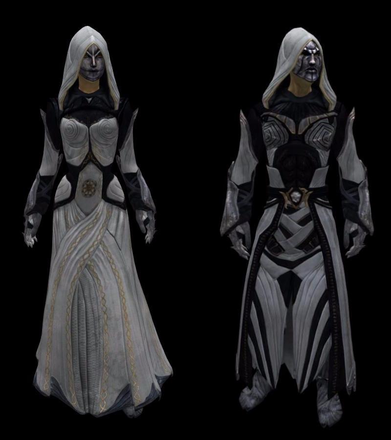 Tribunal Robes Immersive Armors The Elder Scrolls Mods Wiki