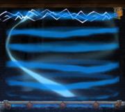 Magnetic-field-blue