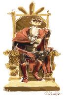 Concept kingthrone
