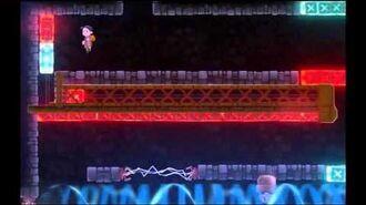 Bunnyhopping at the carpet - Teslagrad Speedrun Tricks