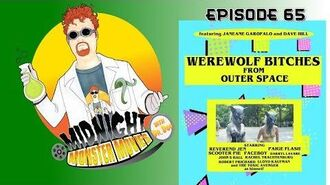 Episode 65 - Werewolf Bitches From Outer Space