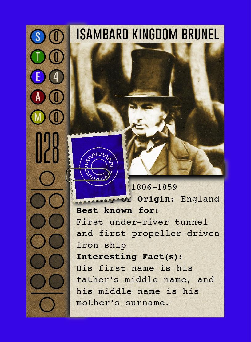 The Life of Isambard Kingdom Brunel