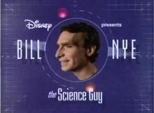 Bill Nye the Science Guy title screen