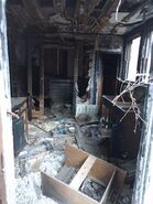 Burned Out House 5