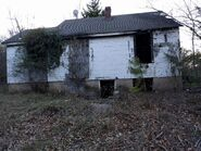 Burned Out House 1