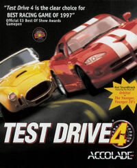 Test Drive 4 cover