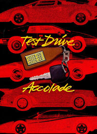 Test Drive cover