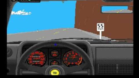 Test Drive 1987 (Amiga)