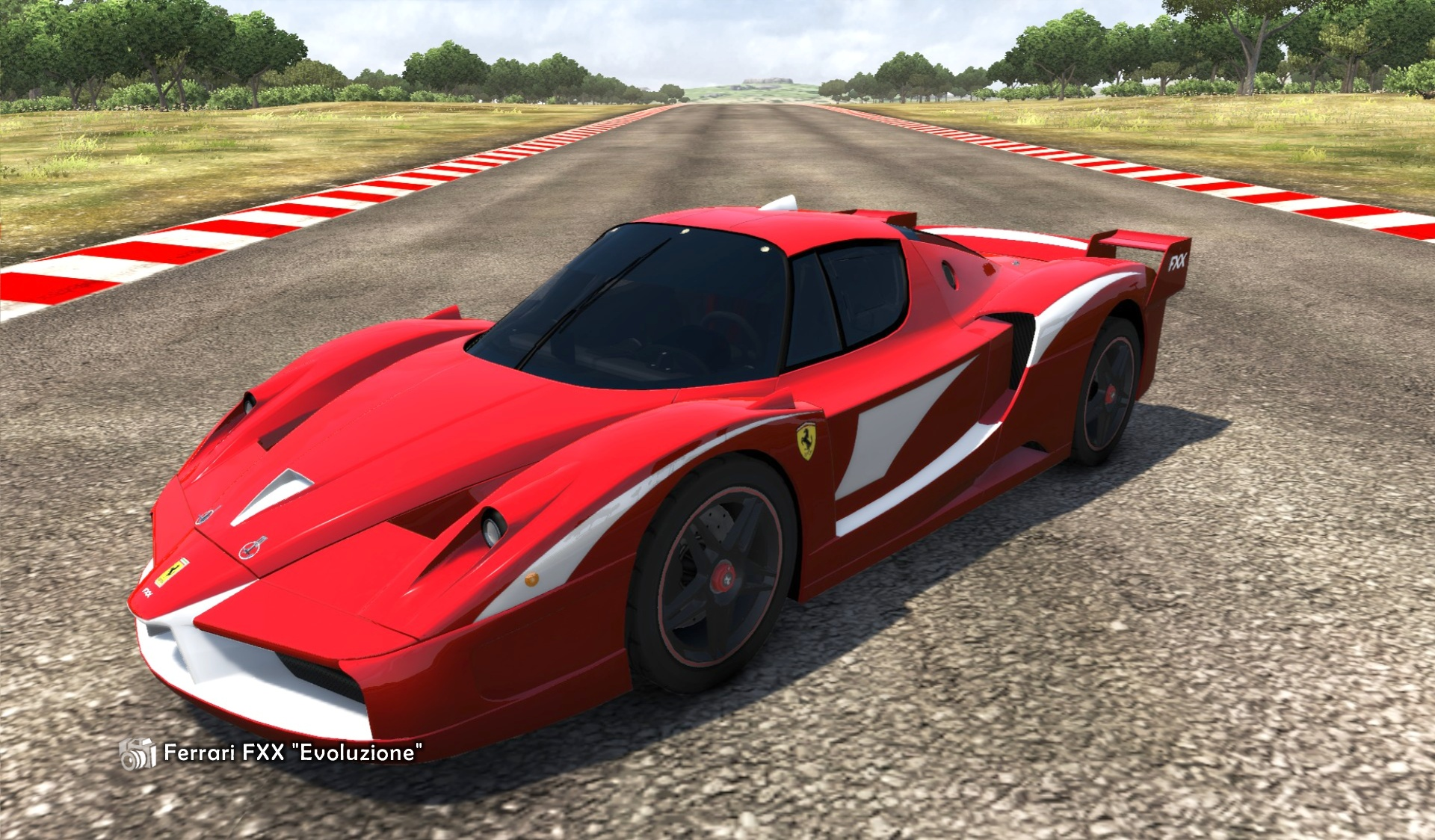 Ferrari Fxx Test Drive Unlimited 2
