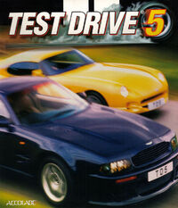Test Drive 5 cover