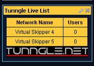 Tunngle Network Live List at Wikia - gaming color1 light-on-dark