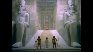 Ramses' throne room.
