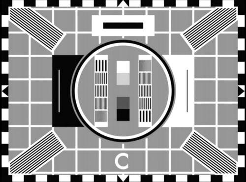 BBC Test Card C