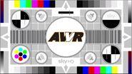 AWVR Test Card